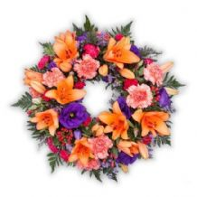 Deep Affection Wreath